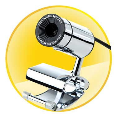 Classic PC Camera Webcam with Microphone