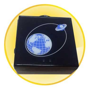 Personal GPS Tracker with U-blox-7 Mini GPS