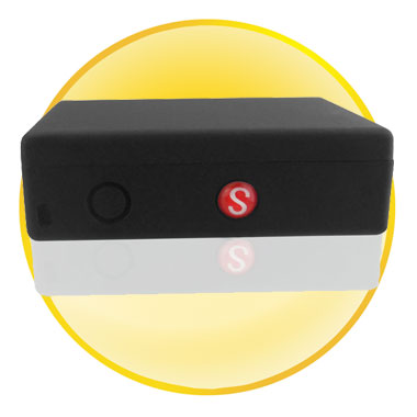 Mini Global Real Time 4 Bands GSM/GPRS/GPS GPS Tracker