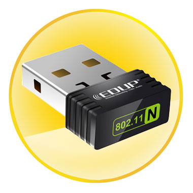 802.11n 150Mbps USB Wireless Nano Adaper