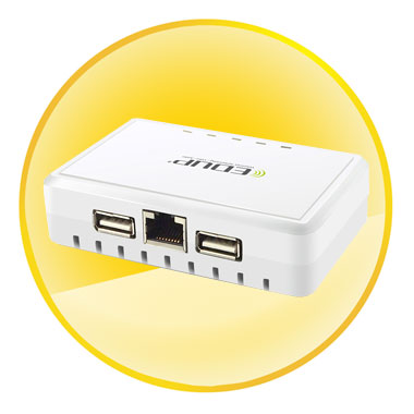 Portable 150Mbps Wireless Devices Support 3G Network Access