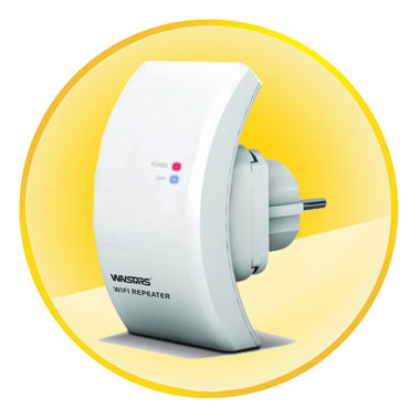 Wireless N 300Mbps Wifi Repeater/AP