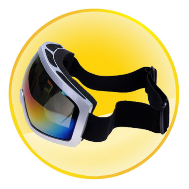 HD 720P UV Polarized Len Ski Goggle Camera