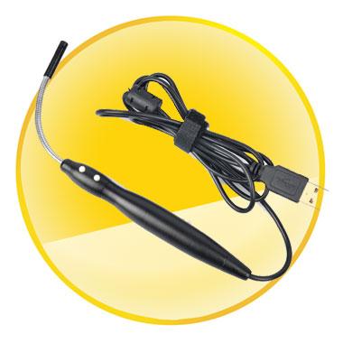 Portable Mini USB Microscope