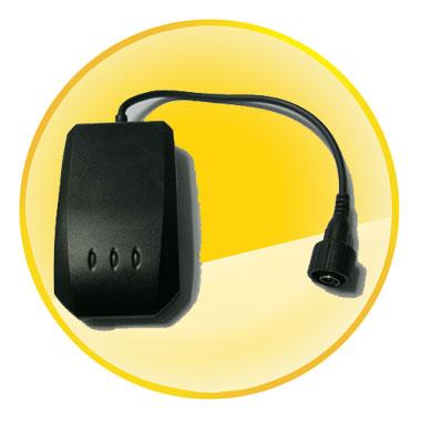 Waterproof GPS/GSM Vehicle Tracker