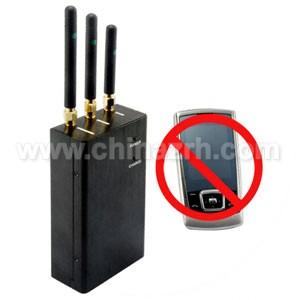 Cctv camera blocker , Wifi + Bluetooth + Wireless Video Audio Blocker Jammer 20 Meters - Wireless Video Jammer