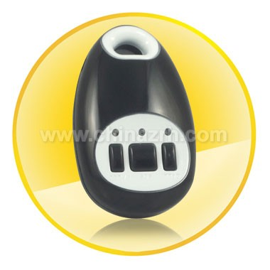 GSM/GPS/GPRS Tracker + Double Talk + Spy - Black Color(Quadband)