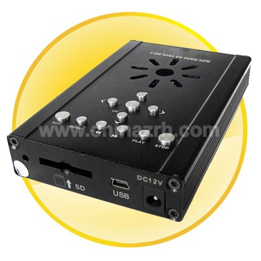 SD Card Digital Video Recorder