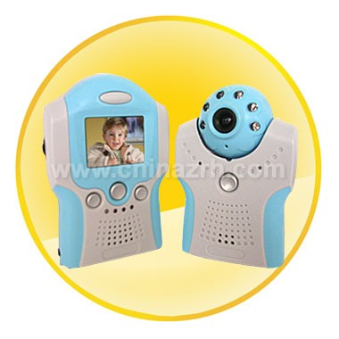 Baby Monitor Set - 1.8inch TFT 3-Channel Receiver + Night-vision Camera