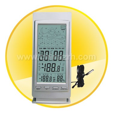Fixed-Wire Weather Station