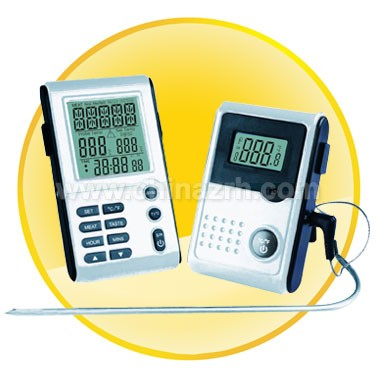 Radio-frequency Food Thermometer
