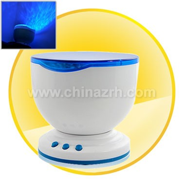 Dream Wave - LED Ocean Wave Effects Projector with Speaker