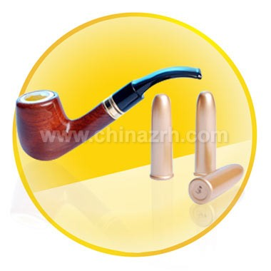 Heroes Cigar Pipe - Stylish Electronic Pipe in Deluxe Package (Super E-Pipe)