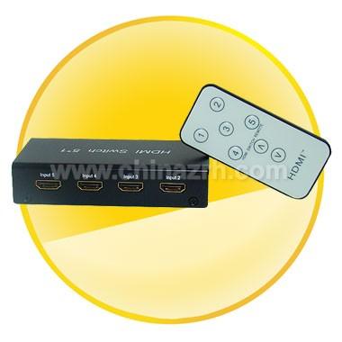 5x1 HDMI Switch - HDMI 1.3