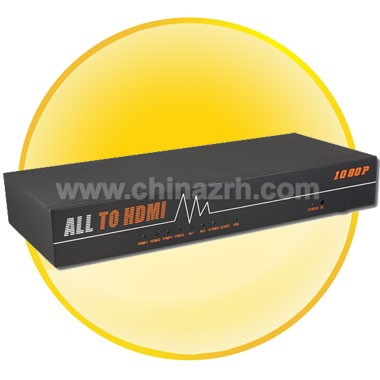 4x4 HDMI Matrix Switch - HDMI 1.3
