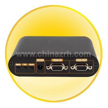 Component video to VGA Converter
