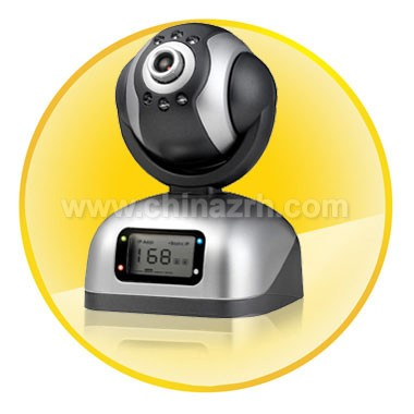 IP Camera with 300K CMOS Sensor