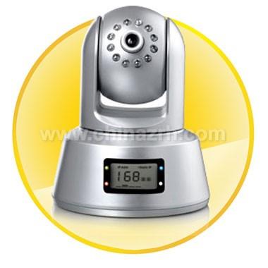 IP Camera with 300K CMOS Sensor + POE