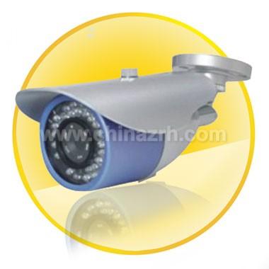 Waterproof Outdoor CCD IR Camera with 48pcs IR Led
