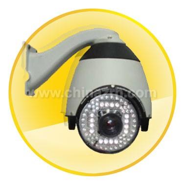 Intelligent IR Medium Speed Dome Camera