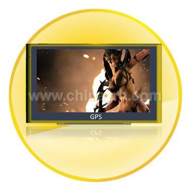 6 Inch Portable GPS Navigator +Bluetooth + FM Transmitter + 4G Flash Memory