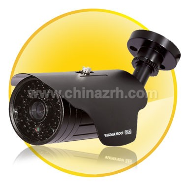 "45M Waterproof IR Camera + 1/3""SONY SUPER HAD CCD 540TVL"