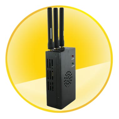 High Power Portable Mobile Phone Jammer(CDMA GSM DCS PCS 3G)