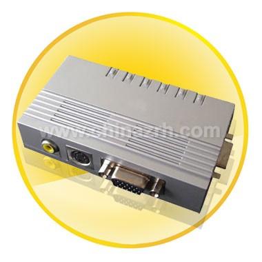 AV to VGA / MINE Video Converter