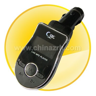 LED Display FM Transmitter Car Kit