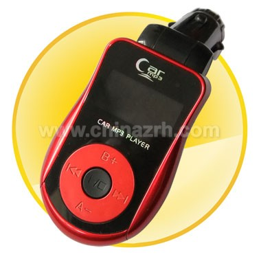 Car Kit FM Transmitter with LED Display