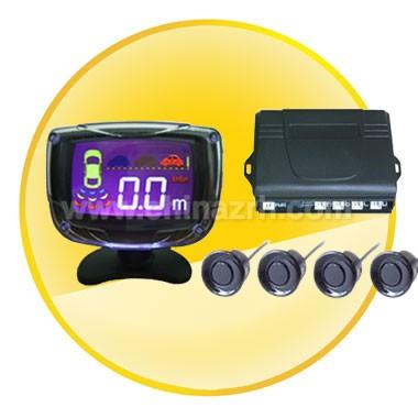 Wireless LCD Parking Sensor