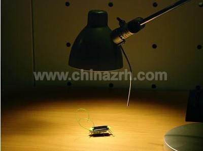 Cute Solar Powered Grasshopper Robot Kit - ChinaZRH com
