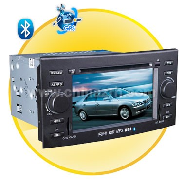 7.0 Inch Digital Screen Special Car DVD Player System for Toyota-REIZ(2007-2009) with DVB-T and GPS + Bluetooth