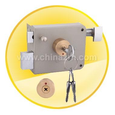 Cross Gray Anti-theft lock