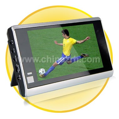 4.3 inch TFT LCD digital TV with Nature Receiver