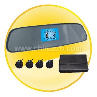 Car Reversing Set - Sensors + Rearview Screen