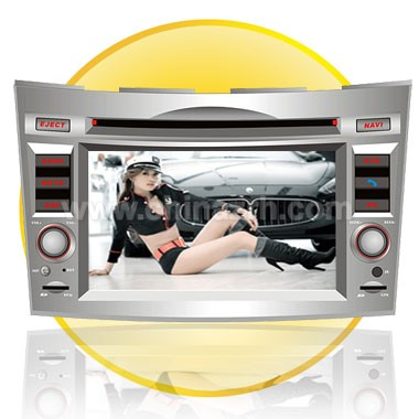 6.2 Inch Digital Car DVD Player  + Bluetooth + TV + FM + IPOD + GPS for Subaru Outback/ Legacy(2009-2010)