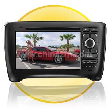 7.0 Inch Digital DVD Player for Audi TT + Bluetooth + TV + FM + + GPS