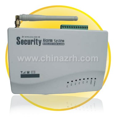 GSM Wireless Security Alarm System