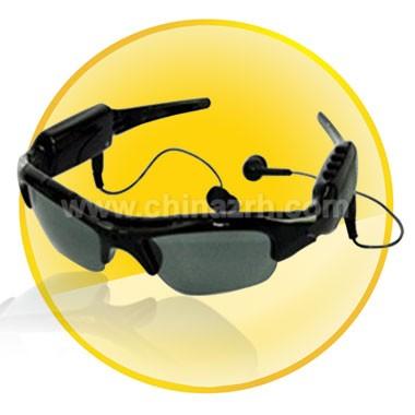 2 GB Sunglasses 1.3 MP Camera DVR Video Recorder MP3 Player