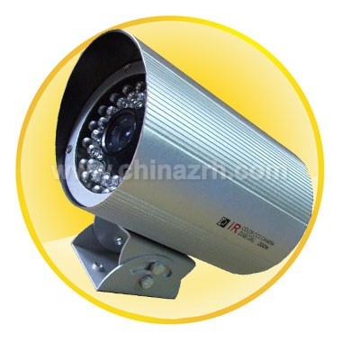 30-50M Waterproof IR Camera with 1/3 inch Sony CCD+ + 480TV Line + 12mm Fixed Lens
