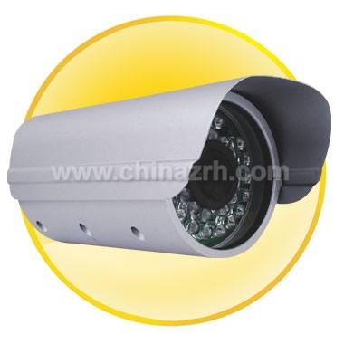 IR Surveillance Camera with 1/3 inch OV7960 CMOS + 520TV Line + 8mm Fixed Lens