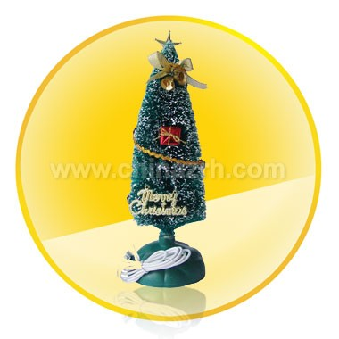 USB Christmas Tree with light
