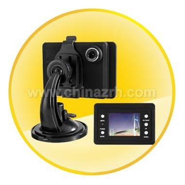 """2.4"""" TFT LCD Display Portable Car/ Home/Personal DVR"""