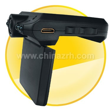 2.5 Inch TFT LCD HDMI Vehicle Video Recorder Car Camera