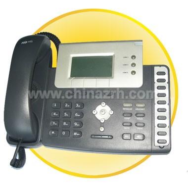 IP Phone with POE 2 LAN Port