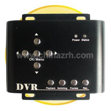 2 Channel HD Mini DVR
