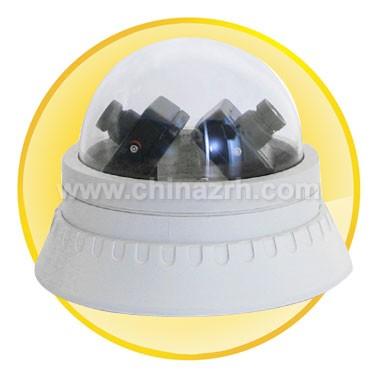 Dome IP Camera with Two cameras + 1/3inch CMOS Sensor