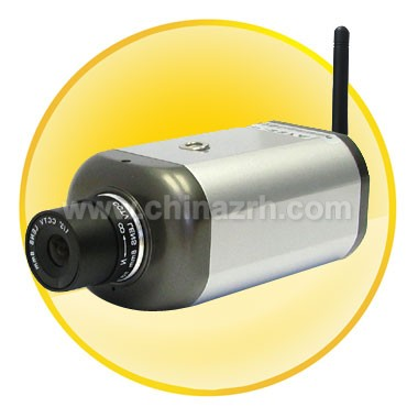 Wireless IP Camera with 1/3Inch CMOS Sensor