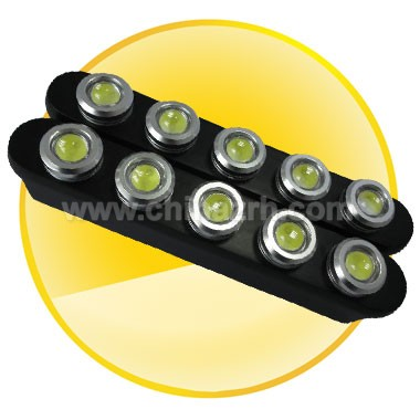 LED Daytime Running Lights with Antivibration Function